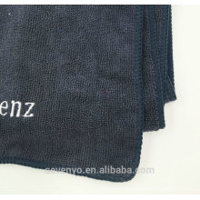 Mpcrofiber Fabric high quality embroidered sport towels