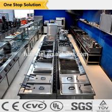 Restaurant professionnel d'équipement électrique et de gaz