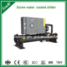 High efficiency water chiller with water cooled chiller diagram