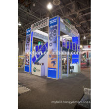 shanghai trade show exhibition booth factory export booth to abroad