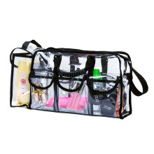 2017 promotional lady handbag travel makeup bag