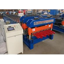 Arc Corrugated Roof Glazed Forming Machine