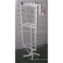 Promocional Venta al por menor de 3 vías de metal plegable pisos de rodadura de juguete de peluche pantalla colgante Keychian pantalla
