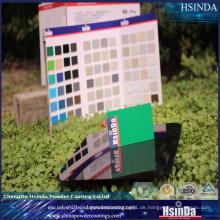 Ral Color Duroplast-Pulverbeschichtung