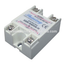 Relais de régulateur de tension SSR-S40VA-H 480V SSR 40A à courant continu