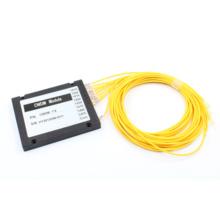 CWDM fibre optique CWDM 1 + 8 canaux CWDM