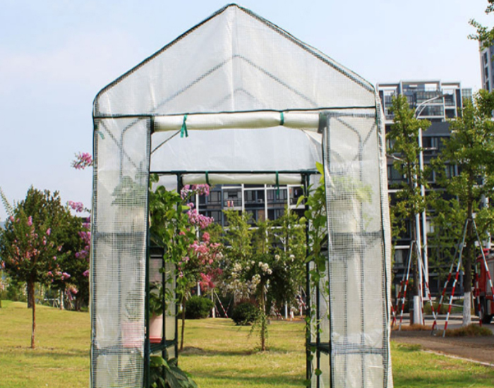 Agricultural Garden Plastic Greenhouse