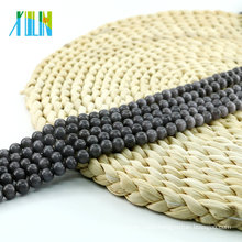 YIWU 4mm to 20mm Jewelry Making Beads X000710 Grey Round Cat Eye Beads in Wholesale