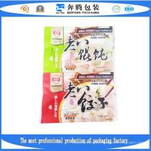 Embalagem De Alimentos Congelados De Dumplings