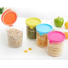 Оптовая настраиваемые формы-экологически чистая еда Косметические пластиковые Jar
