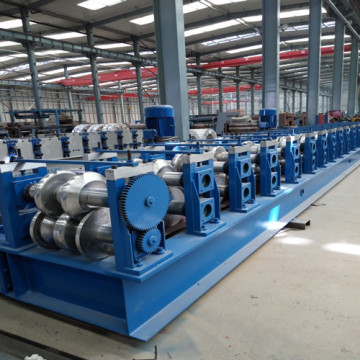 Road Barrier & Guardrail Making Machine
