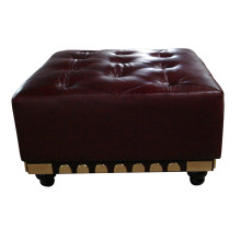 PU Hotel Ottoman Hotel Furniture