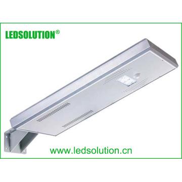 10W Body Sensor Solar Panel LED Solar Street Light