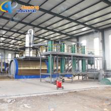 Abfall-Basisöl-Destillationsausrüstung
