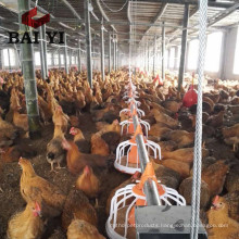 BAIYI Automatic Poultry Feeder for Broiler and Breeder