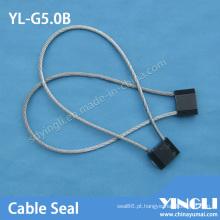 Selo personalizado super do cabo da segurança (YL-G5.0B)
