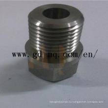 Повернутые компоненты/части CNC обрабатывая на токарном станке (MQ1042)