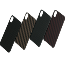 Atacado 100% Aramid Fiber Phone Case