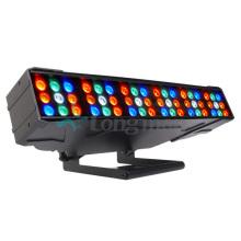 High Power 54*3W Rgbaw DMX LED Indoor Bar Light