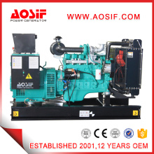 AC Dreiphasen-Ausgabetyp Diesel-Generator niedrigster Preis