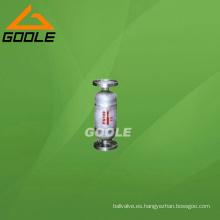Trampa de vapor de cubeta invertida de vapor sobrecalentado compleja (GACS15Y / GACS45Y / GACS65Y)
