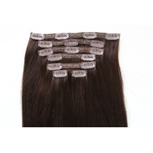 Clip in hair extensions 100 human hair fast shipping and hot selling in alibaba