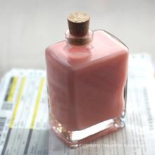 New Mahogany Milk Tea Bottle, Coffee Bottle, Perfume Beverage Bottle, Milk Juice, Glass Bottle, Empty Bottle, Wine Bottle.