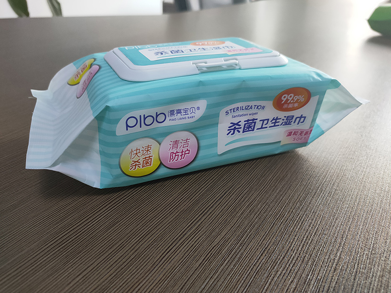 Disinfectant Hand Wipes
