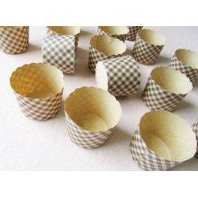 Copas de papel de alta resistencia a la temperatura
