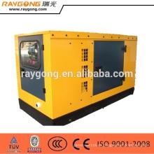 generador diésel silencioso diesel 20kva generador con ATS