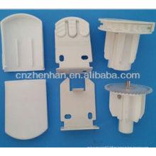 Componentes de persianas enrollables, componentes ciegos, componentes de persianas, decoración de ventanas, tubos de aluminio