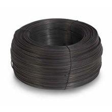 Fil à ongles noir souple pour la fabrication de clous de fer
