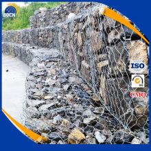 Gabion Box hexagonal wire basket retaining wall gabion mesh