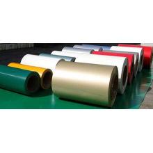 Цветная сталь / кровельные панели PPGI Ral5015