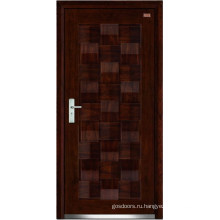 Стальные деревянные двери (LT-305)
