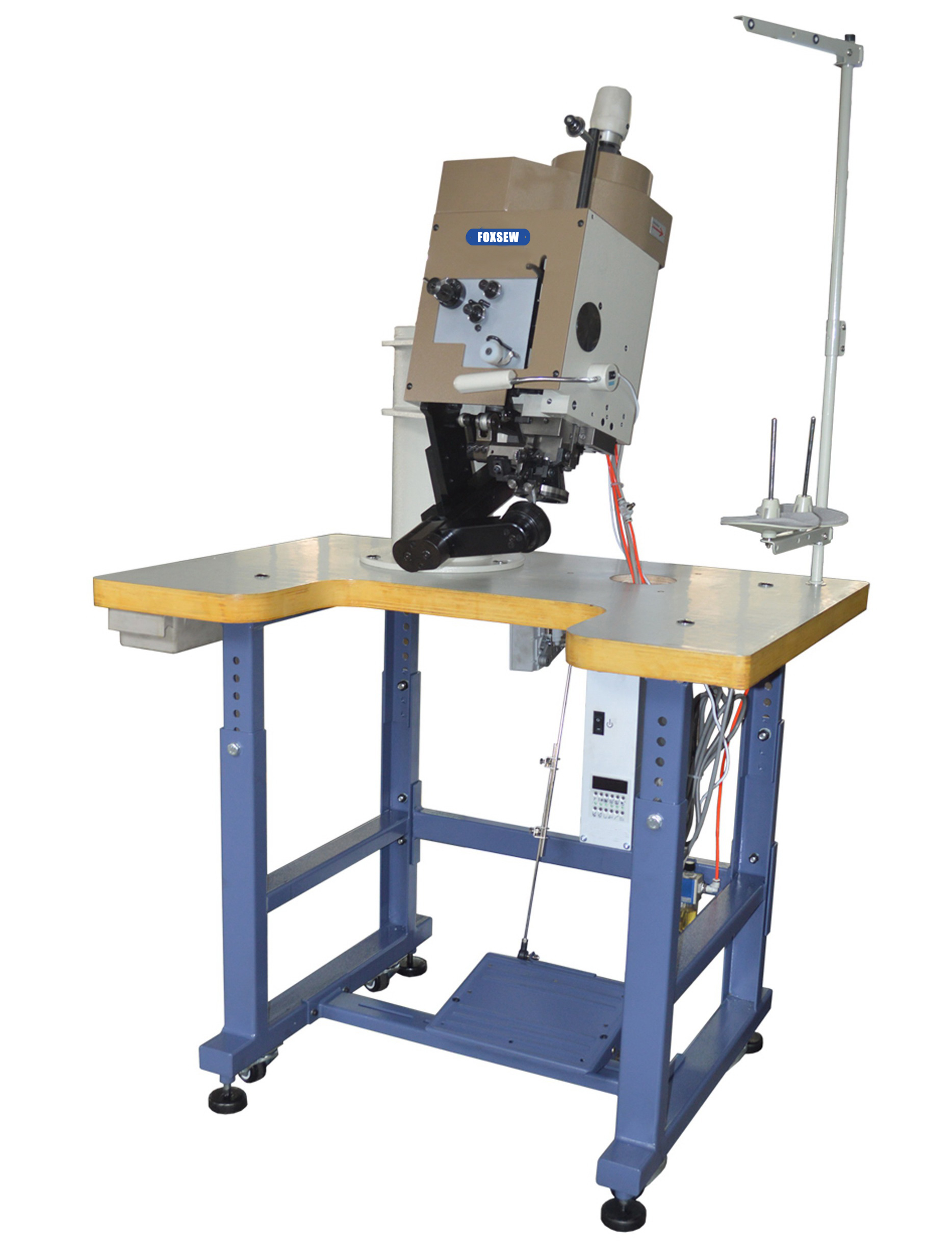 KD-EM350 Espadrille Jute Sole Stitching Machine