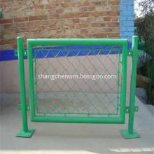 Galvanized Frame Fence Temporary Fence Mobile Fence