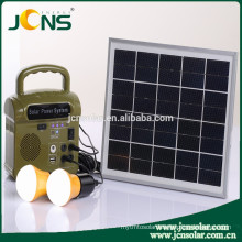 JCN patented design high quality small solar power generator