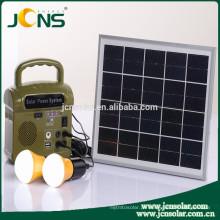 JCN patenteado design de alta qualidade pequeno gerador de energia solar