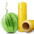 Gießen Sie transparente, klare, weiche PVC-Folie in Lebensmittelqualität