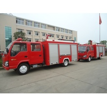 Dongfeng Water Tank Fire Fighting Truck With Equipment