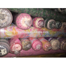 Cheap Stock Chiffon Fabric Wholesale
