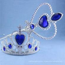China Wholesale Cheapest Frozen Elsa Crown Frozen Tiara
