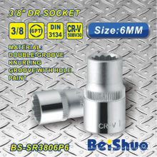 "3/8""Drive Metric/SAE Socket of Hand Tool"
