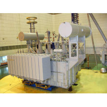 La Phase 30kv / 380v / 220v mva Power Transformer a