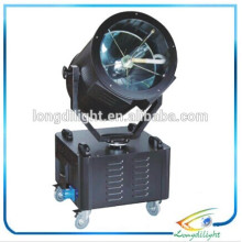 outdoor 2-7 KW sky rose search light