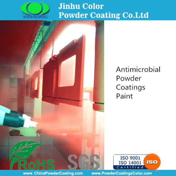 Antibacterial Powder Coatings Pintura