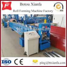 New Style Roof Color Steel Round Gutter Roll Forming Machine
