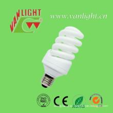 Espiral completa T2-23W E27 CFL lámpara ahorro de energía