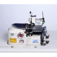 2 gänga matta Overedging maskin (med Trimmer)